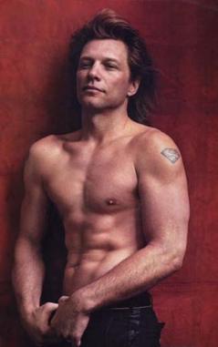 jovi naked bon Jon